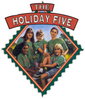 The Holiday Five